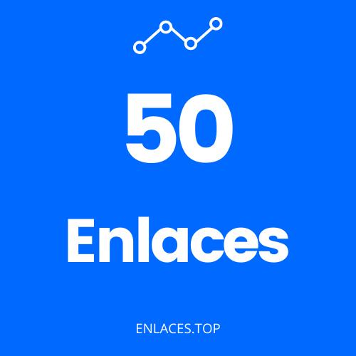 Comprar 50 Enlaces Manuales SEO